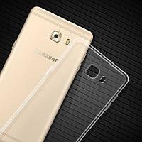 Ультратонкий чехол для Samsung Galaxy C7