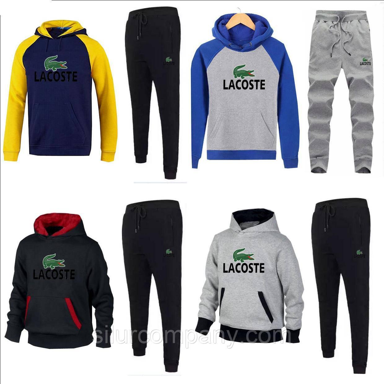 Мужские спортивные костюмы Lacoste   Спортивный костюм Лакоста, фото 1 58b8b735e8b