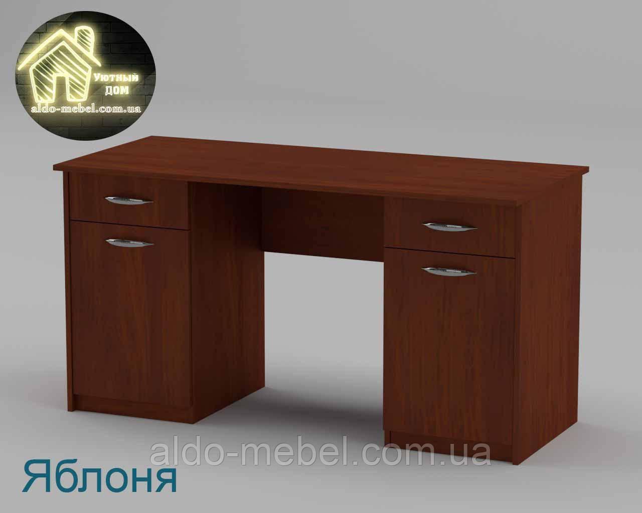 Стол письменный Учитель - 2 Габариты Ш - 1400 мм; В - 736 мм; Г - 600 мм (Компанит)