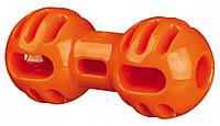 Гантель Trixie Soft & Strong Dumbbell для собак резиновая, 14 см