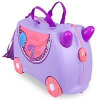 Детский чемодан для путешествий Trunki 0185-GB01-UKV