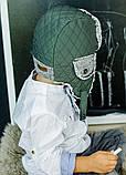 Шапка зимняя для мальчика арт матео, фото 4