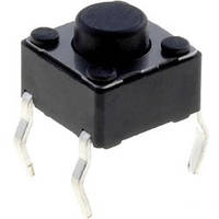 Кнопка 6x6x5 H5 ММ DIP-4