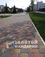 ТРОТУАРНАЯ ПЛИТКА Золотой Мандарин Старый город