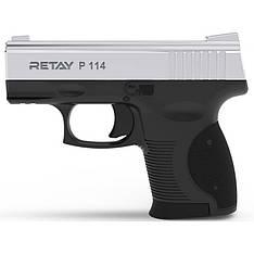 Стартовый пистолет Retay P 114 Chrome