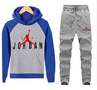Брендовый спортивный костюм Джордан | Мужской спортивный костюм
