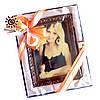 Подарок женщине на 14 февраля. Шоколад с Вашей фотографией