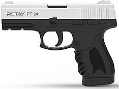 Стартовый пистолет Retay PT24 Chrome