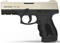 Стартовый пистолет Retay PT24 Satin
