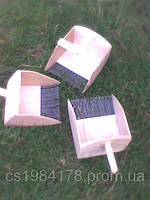 Комбайн для сбора черники гребенка