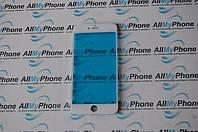 Стекло корпуса для мобильного телефона Apple iPhone 6S Plus с рамкой Белое