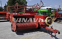 Пресс-подборщик FAMAROL Z 511 применяемый