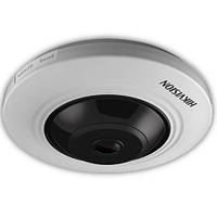 "Turbo HD камера ""рыбий глаз"" Hikvision DS-2CC52H1T-FITS, 5 Мп"