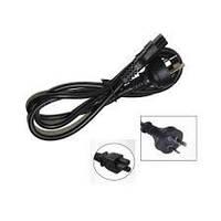 Шнур для ноутбука Cable for laptop / POWERCORD, силовой кабель 220 вольт