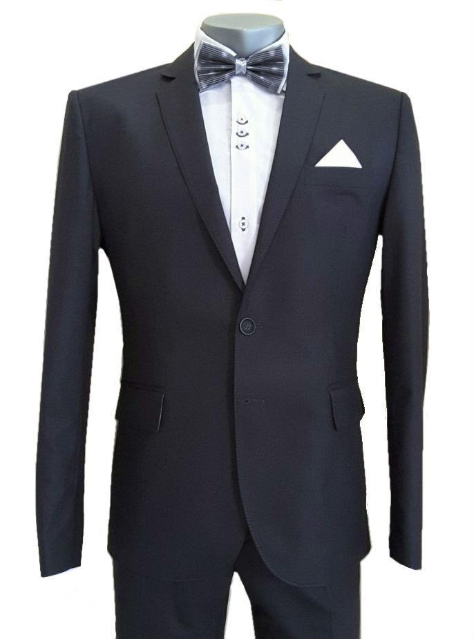 Классический мужской костюм № 41/2-115 - Bogard 3