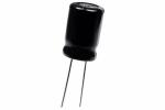 Конденсатор электролитический 100 мкФ 400 В 18x30 мм