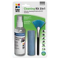 Набор для чистки 3 в 1 ColorWay CW-1031