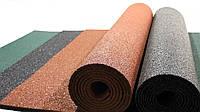 Резиновый коврик 1200х2400х15 ярко-оранжевый