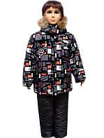 Модный детский комбинезон