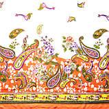 Штапель набивний (купон турецький орнамент), фото 2