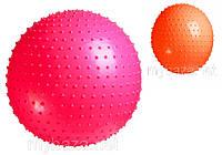 Мяч массажный 55 см + насос