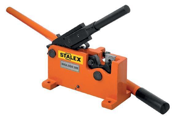 Верстат для різання арматури ручний STALEX MS-20