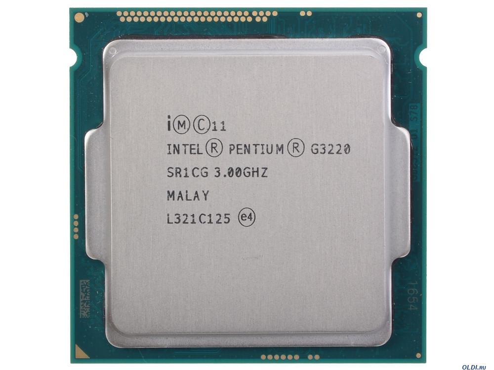 Процессор Intel PENTIUM G3220 3.0GHz LGA1150