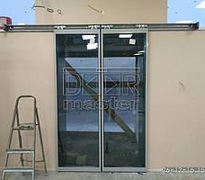 Автоматические двери Tormax 2101, Аэропорт (г. Запорожье) 26.12.2016 3