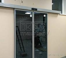 Автоматические двери Tormax 2101, Аэропорт (г. Запорожье) 26.12.2016 28