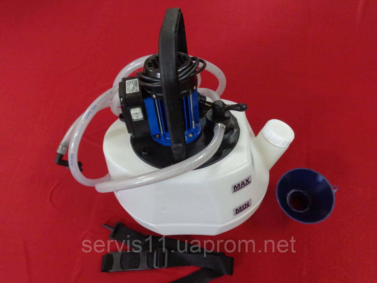 Установка для промывки теплообменников AQUAMAX (Италия). Серия Promax20