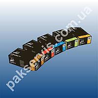 Перчатки нитриловые Nitrylex Basic PF Black (M, L) (50 пар\уп.)
