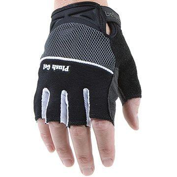Перчатки Bellwether Plush Gel (7553) серо-чёрные S
