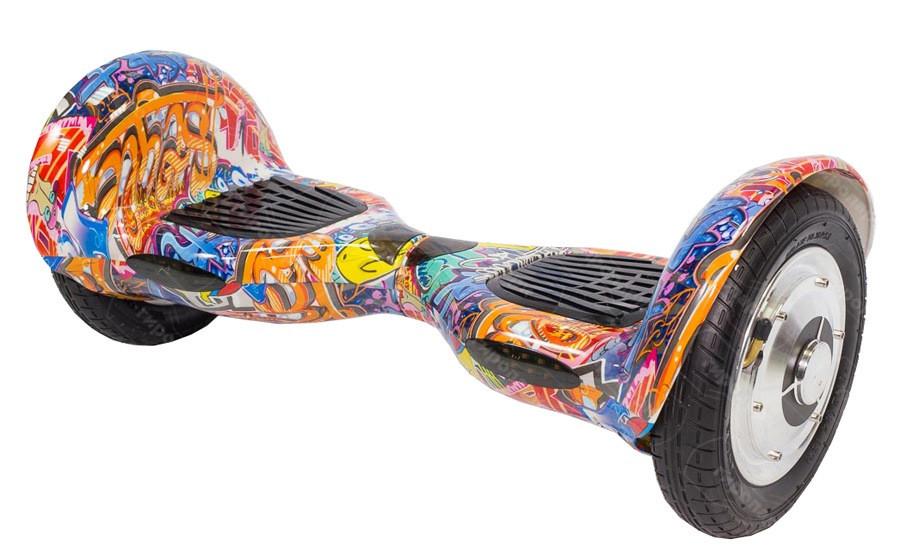 Гироскутер графити 2  10 колеса