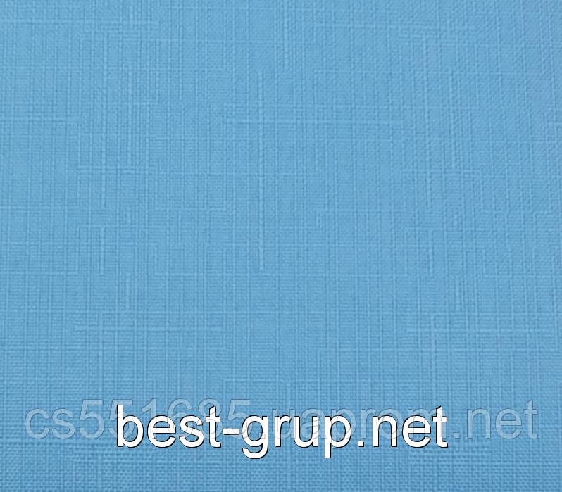 SSF-302 Блакитна мрія (1,500 х 1,70 м) Linen ( Льон) -тканинні ролети Oasis Оазис