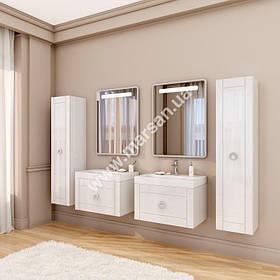 Комплект мебели Charlottae тумба + пенал