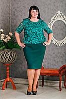 Супер модное платье большого размера