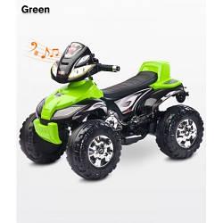 Детский квадроцикл Caretero Cuatro (green)