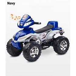 Детский квадроцикл Caretero Cuatro (navy)