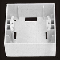 Moderna Белый Коробка для наружного монтажа