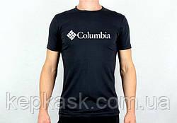 Футболка Columbia-1 black-blue