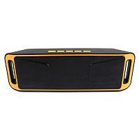 Портативная Bluetooth колонка SPS SC-208 Orange