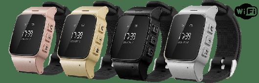 Часы с GPS D99