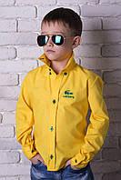 Стильная рубашка для мальчика 828 ЕВ, фото 1