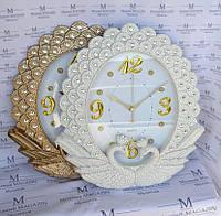 """Часы настенные """"Лебеди"""""""