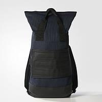 Спортивный рюкзак фирменный adidas Originals Roll-Top Backpack BR5337 - 2017/2