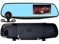 Автомобильное зеркало без дополнительной камеры DVR 138E