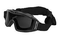 Тактическая маска-очки Revision Desert Locust BLACK