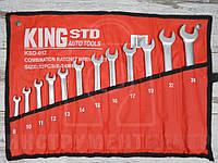 Набор ключей трещоточных King STD KSD - 012 12 шт