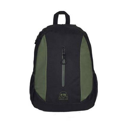 M-Tac рюкзак Urban Line Lite Pack Green/Black, фото 2