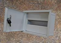 Щит освещения металлический ЩО-А-В-12 автоматов